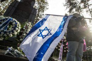 Seime bus paminėta Lietuvos žydų genocido aukų atminimo diena