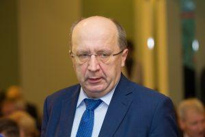 """A. Kubilius ragina nelaidoti vilčių dėl """"Maršalo plano"""" Ukrainai"""