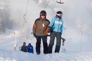 Liepkalnyje pradedamas slidinėjimo sezonas