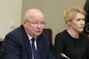 L. Matjošaitytė: Vyriausiajai rinkimų komisijai būtini nauji vėjai