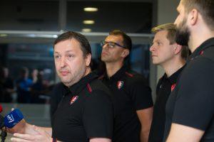 """A. Guoga oficialiai paliko """"Lietuvos rytą"""""""