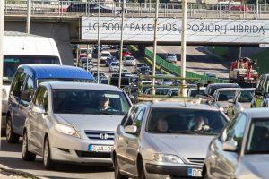 Kurpia planą uždrausti dyzelinių automobilių eismą miestuose
