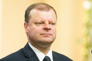 S. Skvernelis: Seimui turi užtekti 25 dienų reformoms patvirtinti