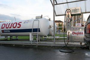 Automobilių dujų akcizas mažinamas nebus
