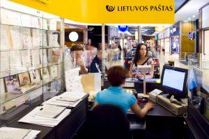 Lietuvos pašto grupė dirbo nuostolingai