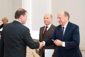 S. Skvernelis nepritaria tyrimui dėl A. Kubiliaus sprendimų per krizę