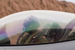 Oro policijos naikintuvai nė karto nekilo lydėti Rusijos orlaivių
