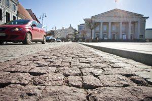 Didžiojoje gatvėje – laikini eismo ribojimai