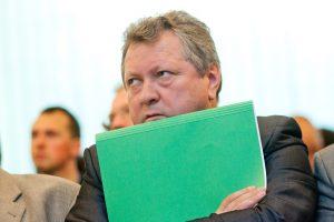 K. Starkevičius ragina nedelsiant steigti Stabilizavimo fondą