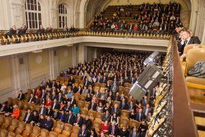 """Teismas: filharmonija pagrįstai atmetė """"HSC Baltic"""" pasiūlymą"""