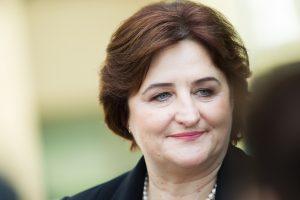 L. Graužinienė atsisakė planų vykti į V. Putino globojamą renginį