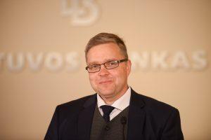 Lietuvos bankas iš Vilniaus centro planuoja keltis į Žirmūnus