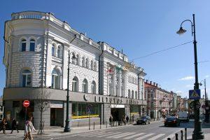 Lietuvos paštas centrinių paštų patalpų dar nepardavė