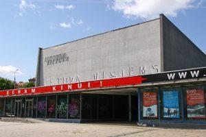 """Pirmosios kino teatro """"Lietuva"""" dienos: pradėjo su Puškino """"Pūga"""""""