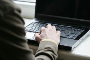 Kompiuteryje – šokiruojanti pornografinė medžiaga