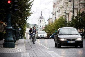 Dėl planuotų darbų Vilniuje bus ribojamas eismas