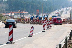 Grigiškių transporto mazgo pertvarkymas artėja į pabaigą