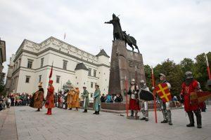 Po penkių šimtų metų Vilniuje vėl organizuojamos triumfo eitynės