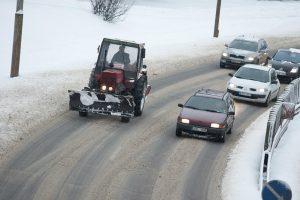 STT ragina Vilniaus rajoną skaidriau skirstyti lėšas keliams