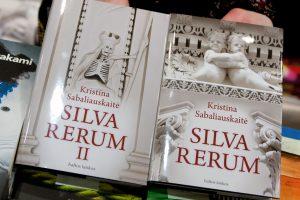 """Dovana senjorams – ekskursijos po Vilnių pagal romanus """"Silva rerum"""""""