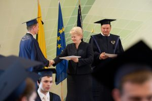 D. Grybauskaitė: labiausiai reformų prašosi aukštasis mokslas