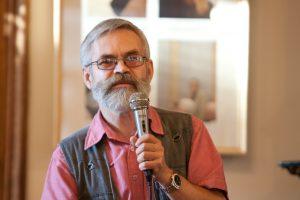 Poetui V. Braziūnui – Baltijos Asamblėjos apdovanojimas