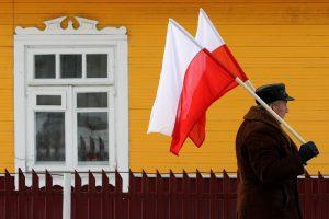 Kodėl Vilniaus kraštą lenkai laiko savu?