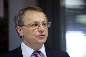 Diplomatas E. Meilūnas skiriamas Lietuvos atstovu Airijoje