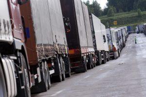 Baltijos šalių ministrai susirūpinę dėl vežėjų ateities