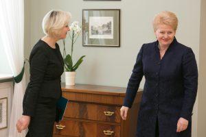 """Lietuvos ginčas su """"Veolia"""": D. Korsakaitė liudijo prieš D. Grybauskaitę"""