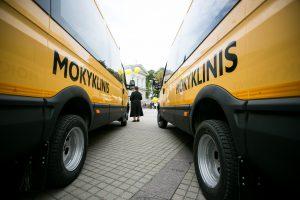 Geltonųjų autobusiukų rekordas: nupirkta 75 daugiau nei pernai