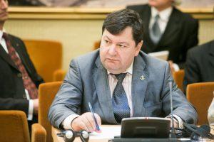E.Zingeris iškeltas kandidatu į ETPA pirmininko postą