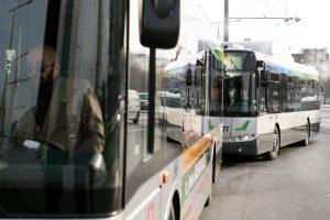 Savivaldybė pasirašys naują sutartį dėl viešojo transporto paslaugų
