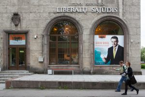 Klaipėdos rajono liberalų gretas papildė buvę liberalcentristai
