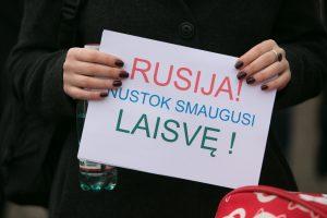 Vilniuje prasideda antrasis Laisvosios Rusijos forumas