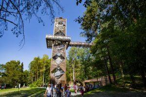 Turizmo dieną geriausia švęsti keliaujant po Lietuvą