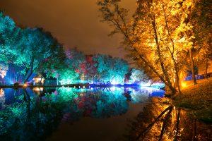 Savaitgalį Pilaitėje – šviesų festivalis (bus eismo ribojimų)