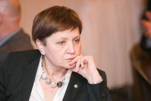 Teisingumo ministrės atstove spaudai tapo R. Grumadaitė