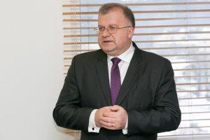Buvęs Vyriausybės kancleris įsidarbino Vyriausybės vicekancleriu