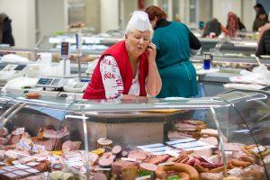 Maistui lietuviai išleidžia daugiau nei ketvirtadalį savo pajamų