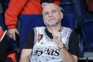 """G. Vainauskas oficialiai atsistatydina iš """"Lietuvos ryto"""" klubo prezidento pareigų"""