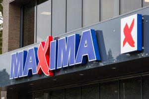 """""""Maxima LT"""" pernai sumokėjo beveik 167 mln. eurų mokesčių"""
