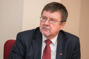 Trečiasis ūkio viceministras – G. Miškinis