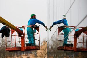 Kovą nedarbas Lietuvoje buvo didesnis nei vidutiniškai ES