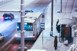 Nuo gruodžio – visą parą kursuosiantis autobusas į oro uostą