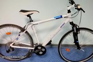 Gal šis vogtas dviratis jūsų?