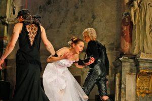 Rašytojai J. Ivanauskaitei atminti – spektaklis Užupio dramos teatre