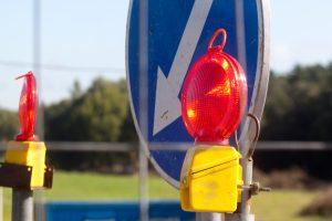 Nuo pirmadienio – eismo pokyčiai vykstantiems iš Grigiškių į Vilnių