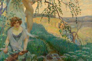Svajonės iš po čekų impresionizmo pievų