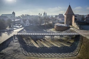 Kaunas puoselėja ambicijas šiemet sulaukti daugiau turistų